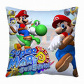 Super Mario Bross 13 Inch Pillow  -Sunshine