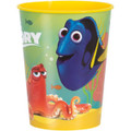 12X Finding Dory Plastic 16 Ounce Reusable Keepsake Favor Cup ( 12 Cups )
