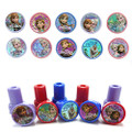 Frozen Character Authentic Licensed 10 Assorted Stampers Party Favors
