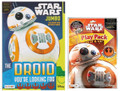 Star War The Droid You're Looking For Book And Grab and Go Play Pack