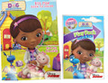 Doc McStuffins Had My Checkup Book and Grab and Go Play Pack Party Favors