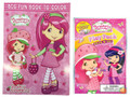 Strawberry Shortcake So Very Raspberry Activity Book and Grab N Go Play Pack