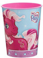 12X My Little Pony Plastic 16 Ounce Reusable Keepsake Favor ( 12 Cups )