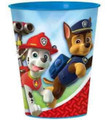 Paw Patrol Plastic 16 Ounce Reusable Keepsake Favor Cup
