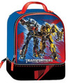 Transformers Dual Compartment Lunch Box Lunch Bag - Bumble Bee and Optimus
