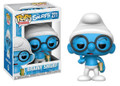 Funko Pop! Animation The Smurfs Brainy Smurf Vinyl Figure #271