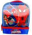 Marvel Ultimate Spider-Man Dual Compartment Lunch bag