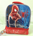 The Amazing Spider Man 2 Dual Compartment Lunch Bag Lunch Box