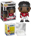 Funko Pop! Football NFL Falcons Julio Jones Vinyl Figure w/ Pop Protector