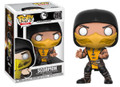 Pre-Order Now! Funko Pop! Games Mortal Kombat Scorpion Vinyl Figure Toy #250