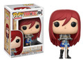 Funko Pop! Anime Fairy Tail Erza Scarlet Vinyl Figure #284