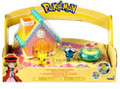Pokemon Garden Adventures: Pikachu and Vapoeon Small Play Set