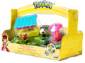 Pokemon Garden Adventures: Eevee & Pancham Small Children's Play Set