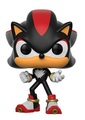 Funko Pop! Games: Sonic - Shadow