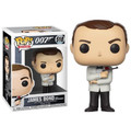 Pre-Order Now! Funko Pop! Movies 007 James Bond - Sean Connery (from Goldfinger) Vinyl Figure #518