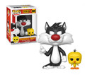 Pre-Order Now! Funko Pop! Animation Looney Tunes Sylvester & Tweety Vinyl Figure #309