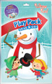 Frosty the Snowman Grab and Go Play Pack Christmas Party Favors