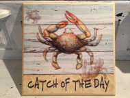Catch of the Day - Blue Crab