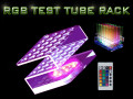 RGB TEST TUBE SHOT TRAY