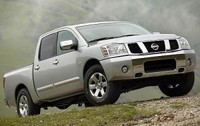 Nissan Titan 2004-2006 Customizable Dual Exhaust Kit