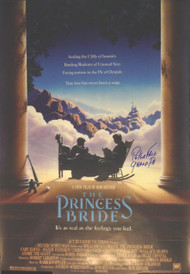 """As the grandfather reads the story, the action comes alive. Who could ever forget the touching 1987 movie classic """"The Princess Bride,"""" and the grandfather in this Oscar winning movie was none other than the Oscar nominated/Emmy Award winning actor - PETER FALK."""