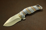 "Jim Burke--Dead Man Walking ""DMW"" Framelock Flipper"