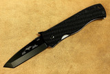 Emerson CQC-7 Black Blade With Wave Feature
