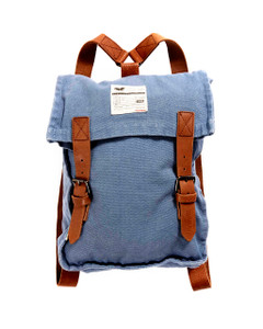 Hip to be Square Denim Knapsack