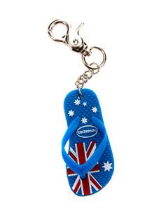 Havaianas Aussie Flip Flop Keychain