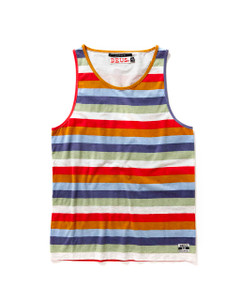 Deus ex Machina Stripe Singlet