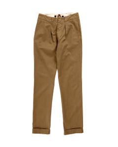 Flip-cuff Chino Pants