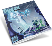 Gygax magazine #4 - shipping now