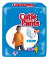 Cutie Pants Training Pants (Boys) Sample