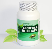 Anorexia& Bitter Taste
