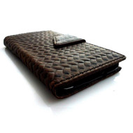 genuine leather case for htc one m8 cover purse book pro wallet stand m8 flip free shipping