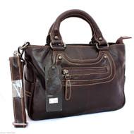 Genuine leather woman bag Purse Shoulder tote Handbag lady hobo Messenger pro free shipping