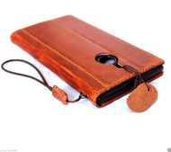 Case genuine Leather Cover Nokia Lumia 1520 Pouch Wallet Phone skin luxury au free shipping