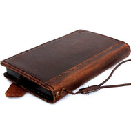 genuine italy leather case for nokia lumia 930 cover book wallet credit card magnet luxurey