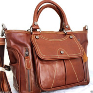 Genuine leather woman bag tote Handbag Shoulder Messenger Purse Satchel Hobo luxury retro style