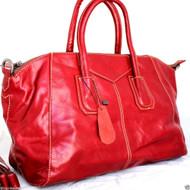 Genuine leather woman bag Tote Hobo Handbag Shoulder Messenger Purse Satchel 60s free shipping