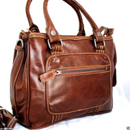 Genuine soft leather woman bag tote Handbag Shoulder Messenger Purse Satchel Hobo luxury retro style