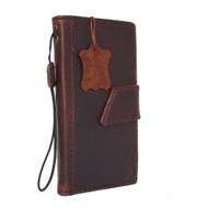 genuine leather case for htc one m8 cover purse book luxury wallet stand m8 flip us IL