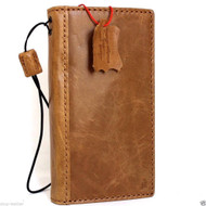 genuine leather case for htc one m8 cover purse book luxury wallet cover stand slim IL