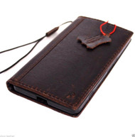 genuine Vintage full leather case for Microsoft  lumia 950XL cover book wallet credit card magnet luxurey RETRO