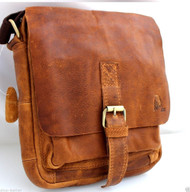 Genuine vintage Leather Shoulder Satchel Bag Messenger cross body 10 tablet  Purse Hobo Satchel  handicraftfor ipad air case Valik