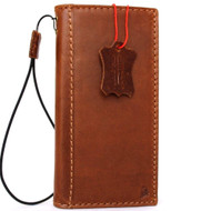 Genuine oiled vintage leather Case for Google Pixel XL book wallet luxury cover pro JP slim