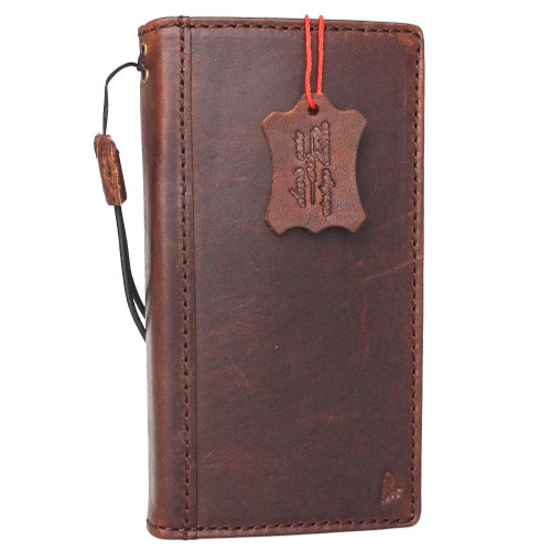 genuine real leather Case for iPhone x vintage 10