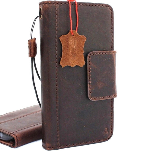 Genuine leather case for Samsung Galaxy S9 Plus Magnetic Card holder 9 s luxury Jafo