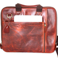 Genuine Leather Shoulder Satchel Bag handbag for macbook air 11 12 13 14 laptop new