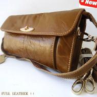 Genuine 100% leather woman purse tote Ladies wallet Clutch Coin RETRO Design BAG